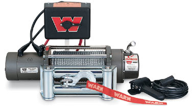 M8000 Self-Recovery Winch 12 Volt