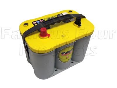 OPTIMA Yellow-Top Deep Cycle Battery 12V 765CCA - 90/110 and Defender