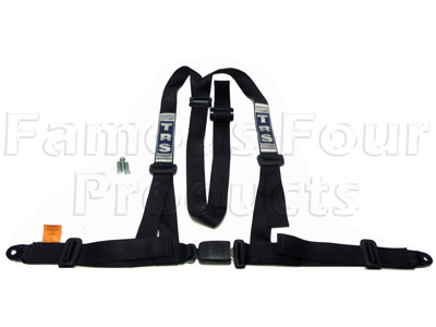 TRS Budget 3-point Harness - Land Rover and Range Rover