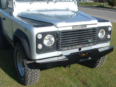 Picture of FF003472 - Winch Bumper