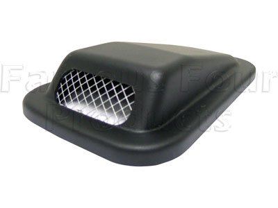 Wing Top Air Intake Scoop