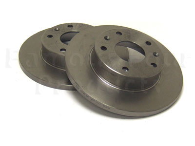 Picture of FF003515 - Front Brake Discs