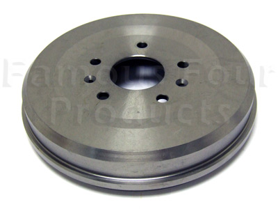 Picture of FF003517 - Rear Brake Drums