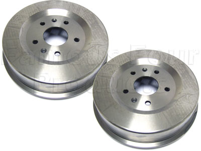 Picture of FF003518 - Rear Brake Drums