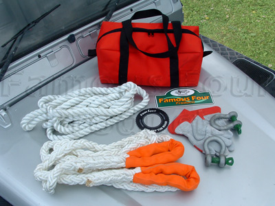 Picture of FF003520 - Famous Four Recovery Kit