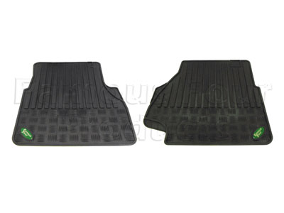 Picture of FF003529 - Front Footwell Rubber Mats