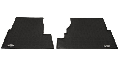 Front Footwell Rubber Mats