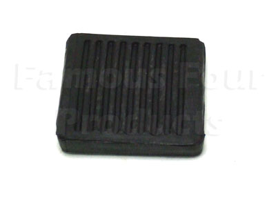 Picture of FF003535 - Brake/Clutch Pedal Rubber Pad