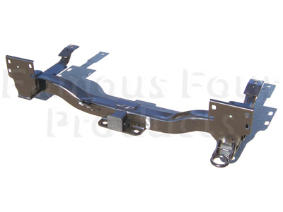 Tow Bar Mounting Armature - fits to chassis as a platform for towing kit -  -