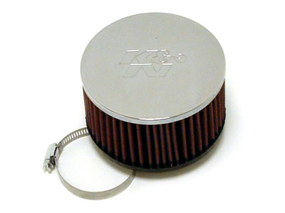 Clamp-on Air Filter