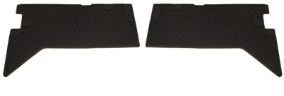 Footwell Rubber Mats