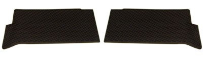 Rubber Footwell Mats -  -