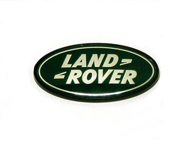 Picture of FF003601 - LAND ROVER Oval Badge - Rear