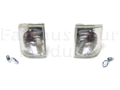 Picture of FF003610 - WHITE LIGHT Front Indicator Conversion Kit