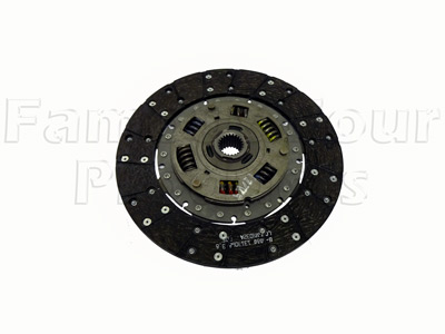 Picture of FF003622 - Clutch Plate ONLY