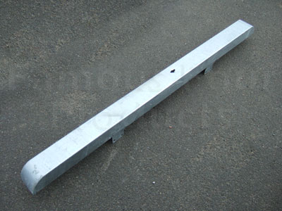 FF003629 - Galvanised Front Bumper - Land Rover Series IIA/III