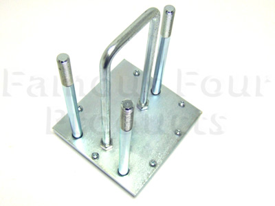 Picture of FF003635 - Spare Wheel Carrier