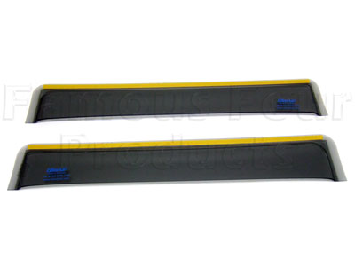Rear Wind Deflectors -  -
