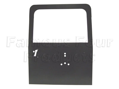 Picture of FF003694 - Safari Rear End Door