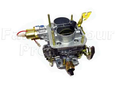 Picture of FF003698 - Twin Choke Carburettor