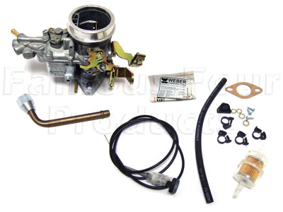Picture of FF003748 - 34ICH Carburettor