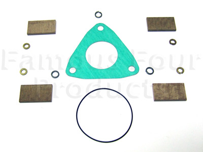 FF003759 - Brake Vacuum Pump Repair Kit - Land Rover 90/110 and Defender