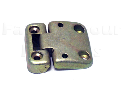 FF003768 - Front Door Hinge - Land Rover 90/110 and Defender