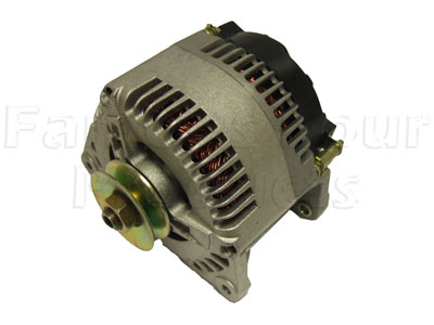Picture of FF003831 - Alternator - A127/85 Amp.
