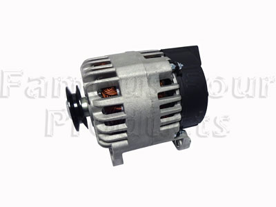 Picture of FF003832 - Alternator - A133/80 Amp.