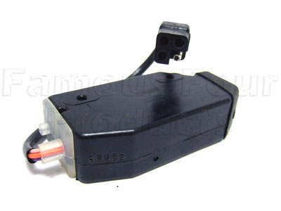Picture of FF003839 - Central Locking Actuator - Door (Master) - 4-pin Plug