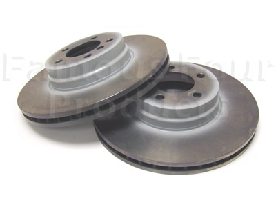 Picture of FF003868 - Front Brake Discs (Vented)