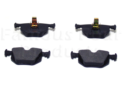 Picture of FF003874 - Rear Brake Pads