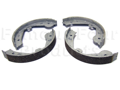 Picture of FF003876 - Handbrake Shoes