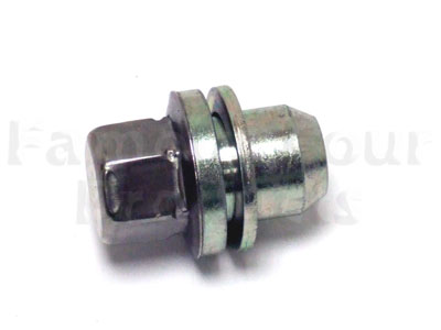 Wheel Nut for Alloy Wheels