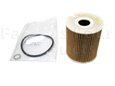 Oil Filter Cartridge -  -