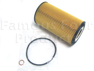 Picture of FF003896 - Oil Filter Cartridge