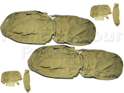 Picture of FF003922 - FRONT Waterproof Seat Covers