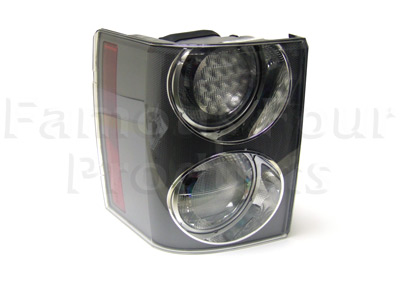 Picture of FF004021 - Rear Light Assembly SUPERCHARGED