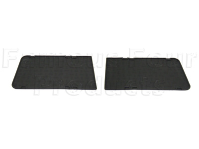 Picture of FF004023 - Second Row Footwell Rubber Mats