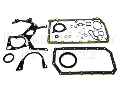 Bottom-End Overhaul Gasket Set -  -