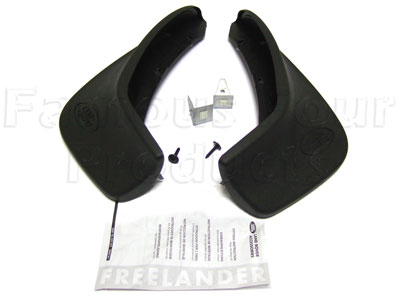Picture of FF004071 - Rear Mudflap Kit