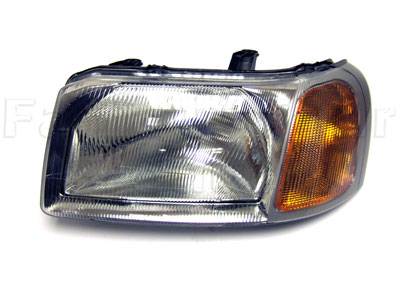 Headlamp with Indicator
