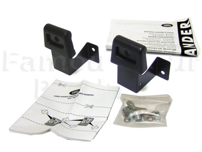 Picture of FF004119 - Front Driving Lamp Mounting Brackets