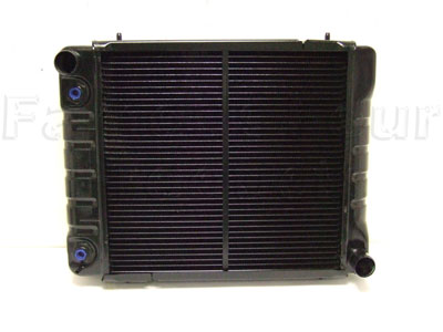 Picture of FF004126 - Radiator (Water and Oil Cooling Part ONLY)
