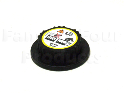Picture of FF004127 - Radiator Expansion Tank Pressure Cap