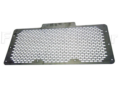 Front Grille - Stainless Steel Td5 Style