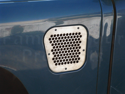 Picture of FF004134 - Stainless Steel Wing Side Intake Grille
