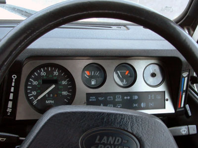 Dashboard For Land Rover 90 110 And Defender