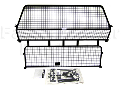 Dog Guard Cargo Barrier Ff004176 For Land Rover Discovery 4