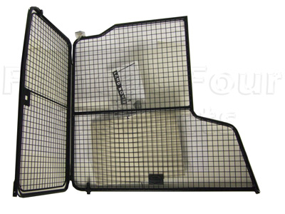 Rear Loadspace Partition with Locking Gate (for pets etc.)